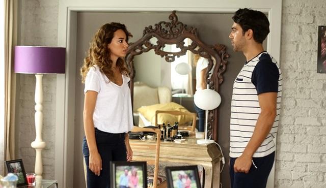 Bana Sevmeyi Anlat | Alper takes Leyla home to keep her safe