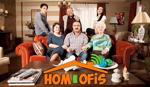 Birol Güven'den HomOfis adında bir komedi dizisi geliyor