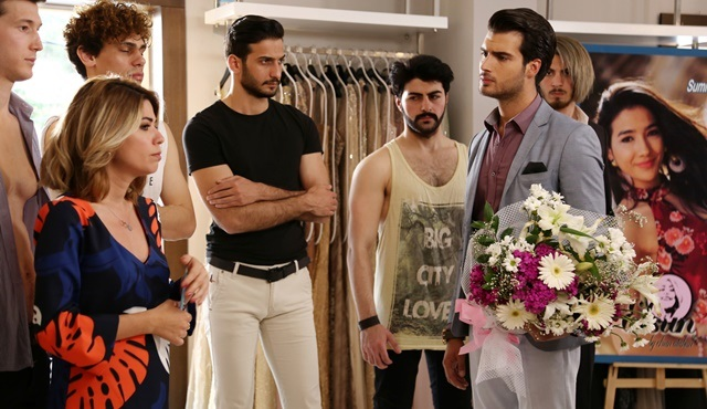 O Hayat Benim | Who will Efsun choose-- her new life or Arda?