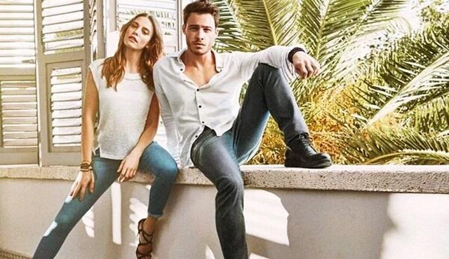 Serenay Sarıkaya ve Kerem Bürsin'den yeni Mavi reklamı geldi!