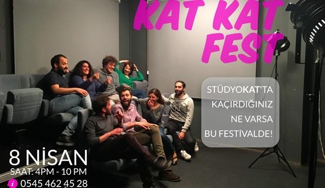 Bir günde beş oyun izlemek isteyenler Kat Kat Fest'te buluşuyor!