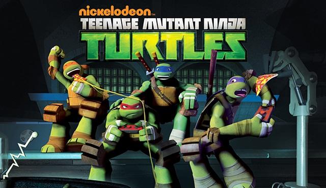 Ninja Kaplumbağalar, yeni bölümleriyle şubat ayında dönüyor!