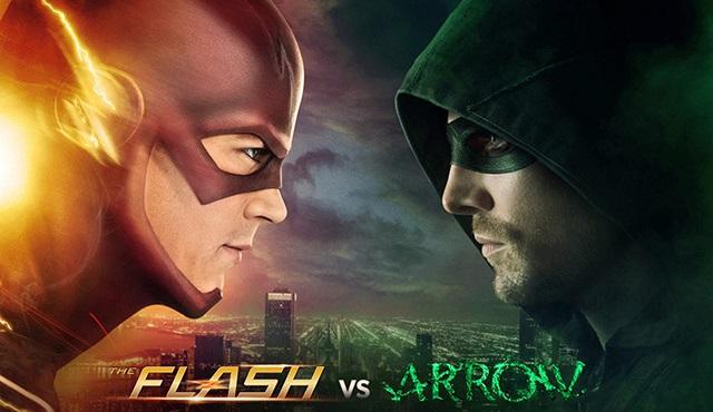 Gotham, Flash, Arrow ve Supernatural'ın yıldızları Comic Con videosunda buluştu