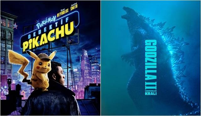 Mayıs 2019'da vizyona girecek Warner Bros. filmleri