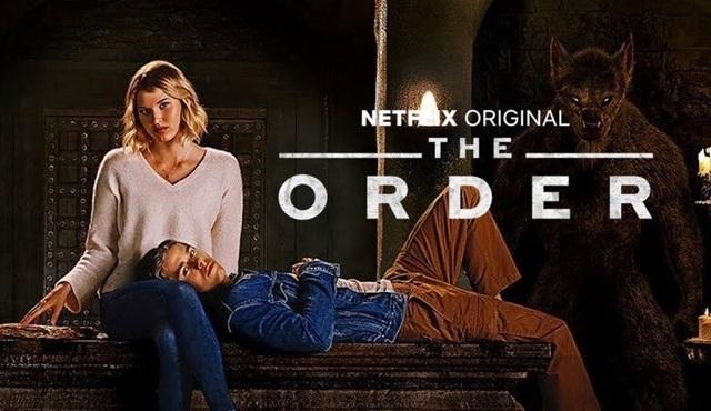 Netflix'in yeni dizisi The Order 7 Mart'ta başlıyor