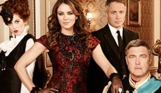 Elizabeth Hurley'in başrolünü oynadığı The Royals, Dizimax Drama kanalında başlıyor!