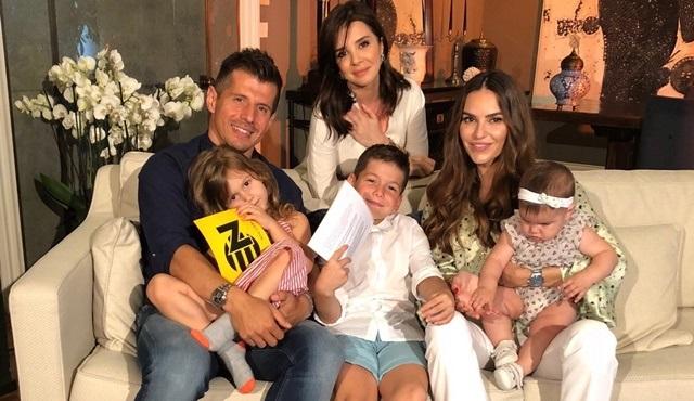 Emre Belözoğlu ailesiyle birlikte NTV'ye konuk oldu!