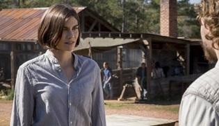 Lauren Cohan, The Walking Dead'in 9. sezonu için geri dönüyor