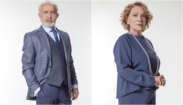 Arsen Gürzap ve Ali Sürmeli, Show TV'de ekrana gelecek Servet dizisinde buluştu!