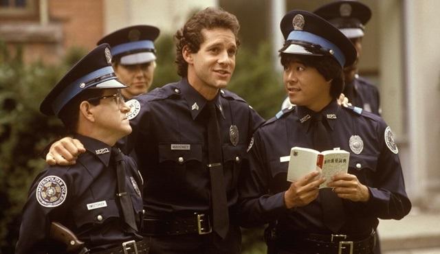 Polis Akademisi 3: Eğitime Dönüş filmi DMAX'te ekrana gelecek!
