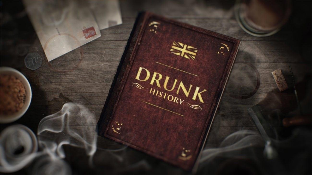 Drunk History dizisi 7. sezon onayını aldı