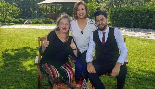 Suzan Kardeş ve Serkan Çağrı'dan Simge Fıstıkoğlu'na özel açıklamalar!