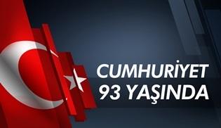 NTV, Cumhuriyet Bayramı'nın 93. yılını özel bir yayınla kutluyor!