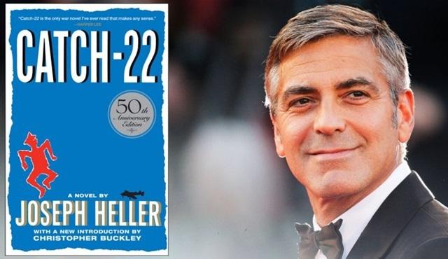 George Clooney'in yeni dizisi Catch-22'yu Hulu kapmak üzere