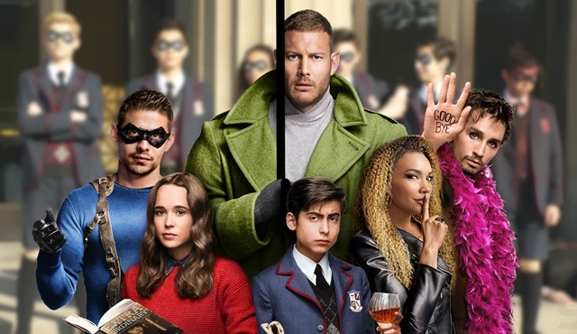 The Umbrella Academy dizisi 2. sezon onayını aldı