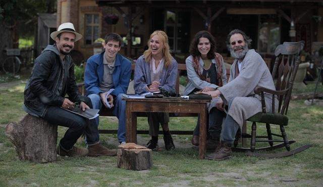 """""""Annemin Yarası"""" filminin çekimleri Belgrad'da başladı!"""