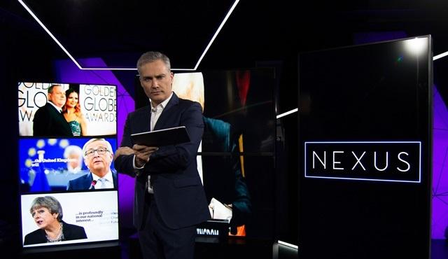 En sıra dışı haber programı NEXUS, TRT World ekranında yayın hayatına başladı!