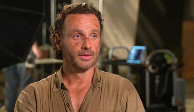 Andrew Lincoln'e göre The Walking Dead 6. sezonunda daha cesur!