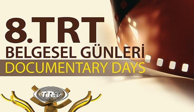 8. TRT Belgesel Günleri başlıyor!