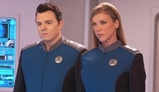 The Orville dizisi FOX'tan Hulu'ya transfer oldu