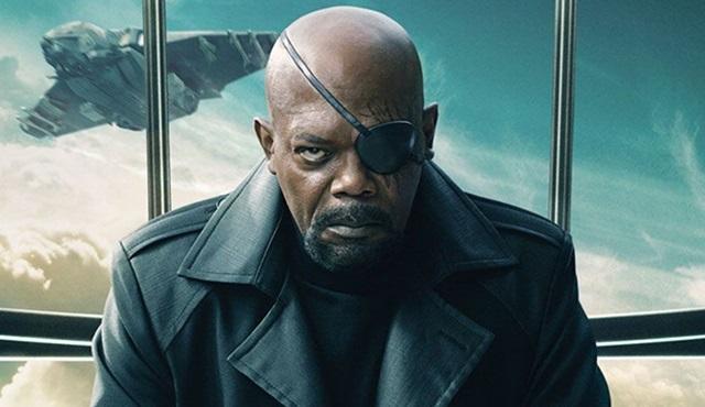 Samuel L. Jackson, Marvel'ın yeni dizisinde Nick Fury'yi canlandıracak