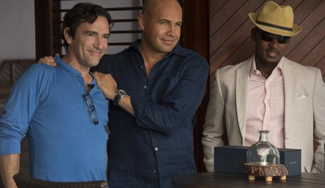 Mad Dogs dizisi iptal edildi