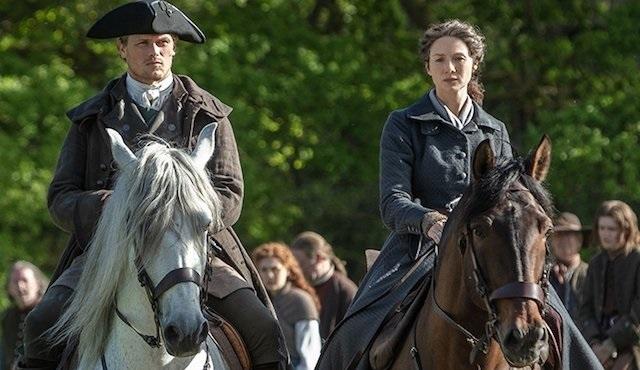 Outlander'ın 5. sezonundan ilk tanıtım yayınlandı