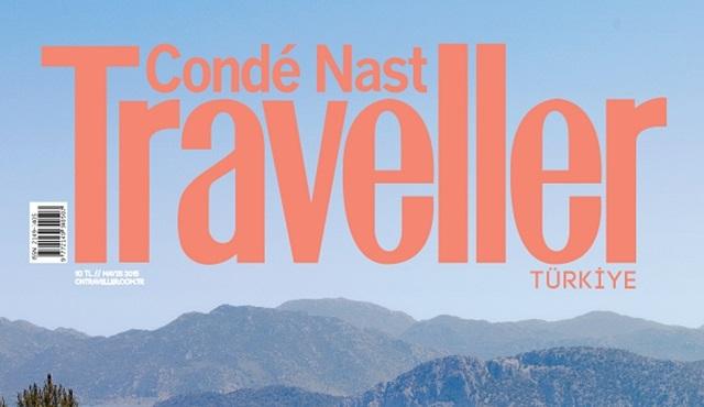 Condé Nast Traveller Dergisi şimdi Türkiye'de!