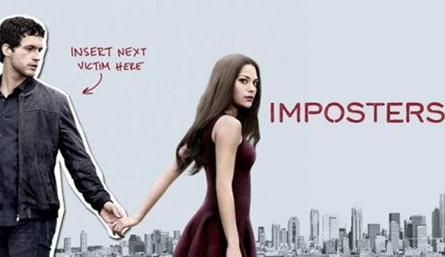 Imposters dizisi ikinci sezon onayını aldı