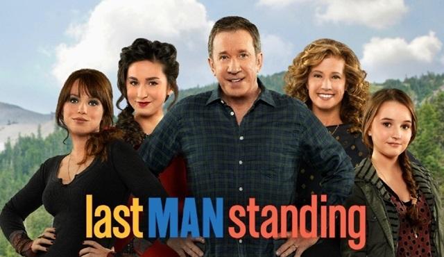 Last Man Standing dizisi 8. sezon onayını aldı