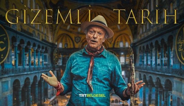 Şefin Özel Konuğu ve Gizemli Tarih belgeselleri TRT Belgesel'de izleyiciyle buluşuyor!