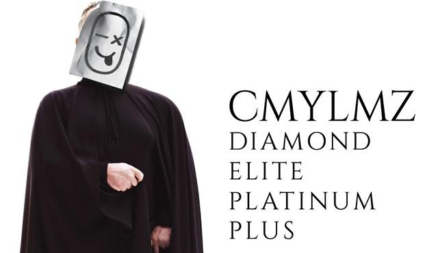Cem Yılmaz, CMYLMZ – Diamond Elite Platinum Plus ile Zorlu PSM'de!