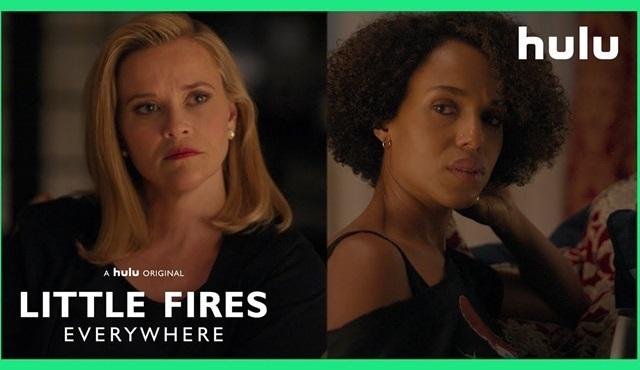Reese Witherspoon ve Kerry Washington'lu Little Fires Everywhere'in tanıtımı yayınlandı