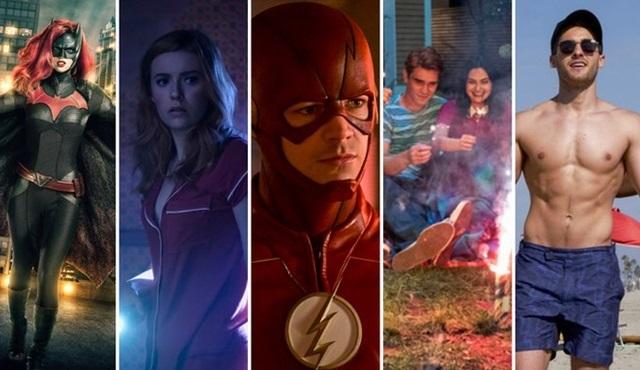 The CW, 13 dizisine yeni sezon onayı verdi