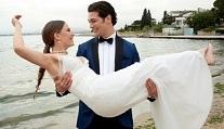 Mira ve Yaman evlendi: Çok şükür!