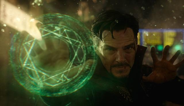 Doctor Strange filminden yeni fotoğraflar geldi