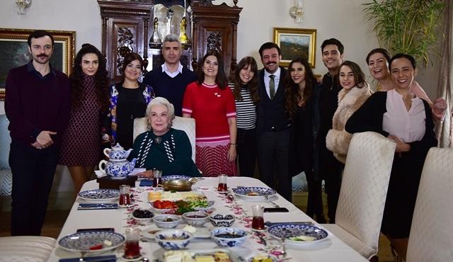 İstanbullu Gelin dizisinden sosyal sorumluluk projesi!