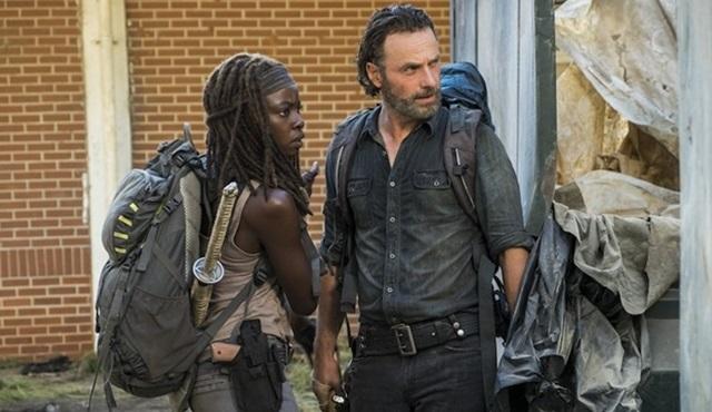 FX Türkiye, The Walking Dead'in 100. bölümden bir sahne yayınladı!