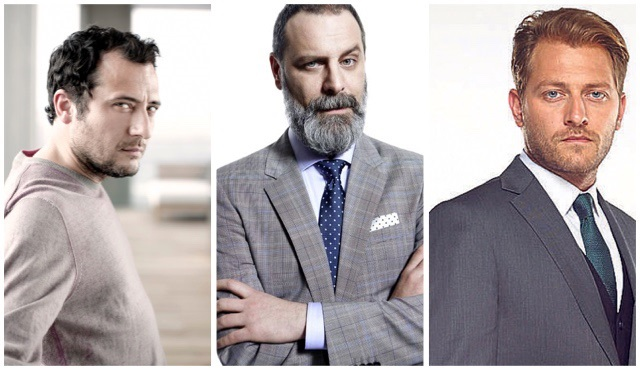 Who will be Belçim Bilgin's co-star?