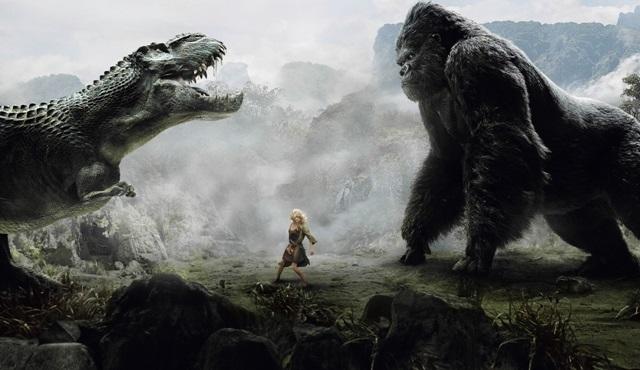 King Kong, tekrar izlemek isteyenler için ATV'de ekrana geliyor!