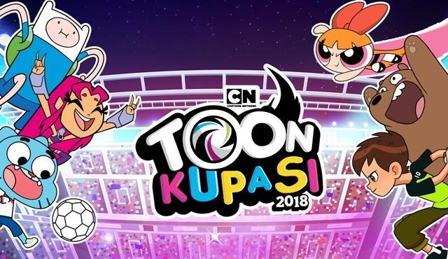 Dünya Kupası heyecanı Cartoon Network'le başlıyor!