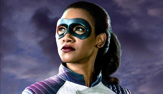 The Flash'ta Iris'in giyeceği kostüm de belli oldu