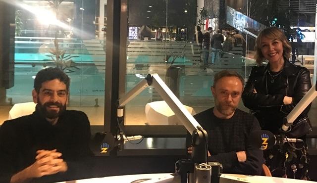 Öykü Özdoğan'ın hazırlayıp sunduğu 20 DAKİKA, Mehmet Ali Nuroğlu ve Tansu Biçer'i konuk etti!