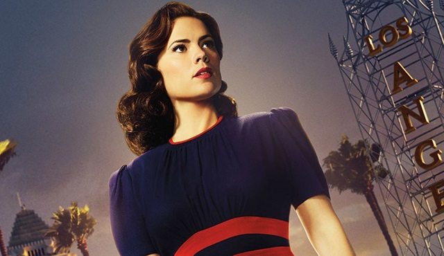 Agent Carter, 2. sezonuyla Dizimax Sci-Fi'de devam ediyor