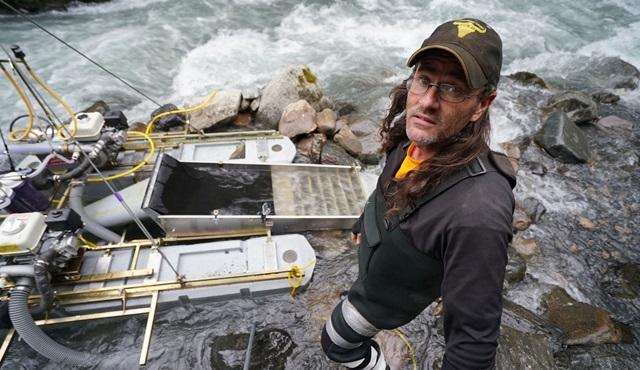 Altın Peşinde: Köpüklü Sular, pazartesi günü Discovery Channel'da başlıyor!