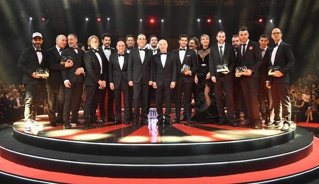 GQ Türkiye Men Of The Year ödülleri sahiplerini buldu!