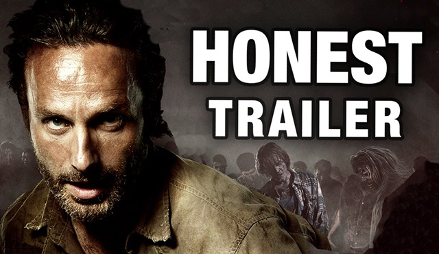 The Walking Dead için yeni bir Honest Trailer geldi