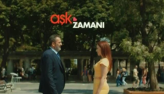Aşk Zamanı dizisinden ilk tanıtım yayınlandı!