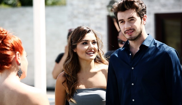 Aşk Laftan Anlamaz | Ibrahim brought in as the competition