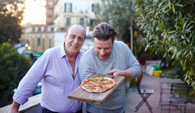 Jamie Oliver İtalyan lezzetleriyle 24Kitchen'da ekrana gelecek!
